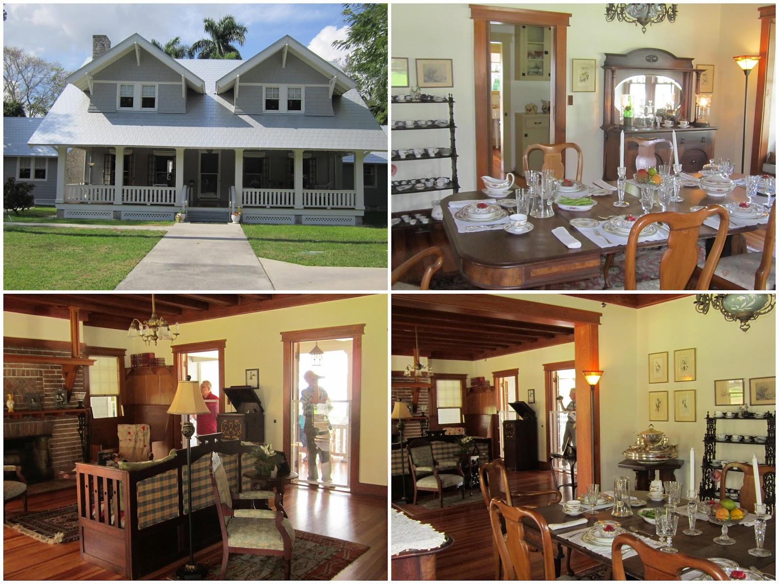 The Roadrunner Chronicles Thomas Edison Home In Ft Myers