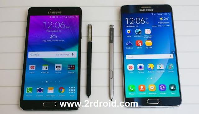 كيفية عمل روت لهاتف جلاكسى نوت Samsung Galaxy Note 5