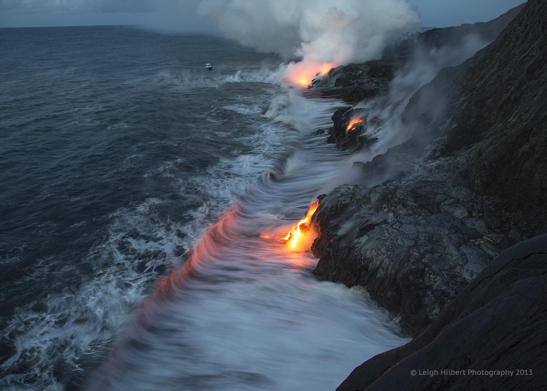 Hawaiian Lava Daily
