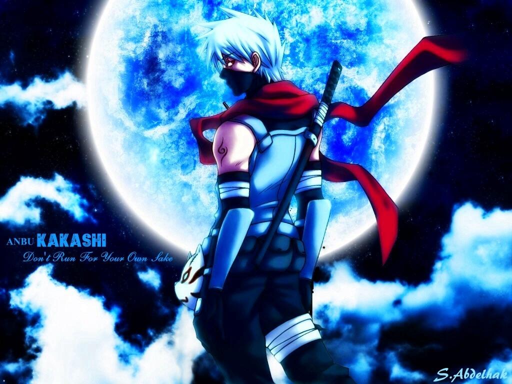 Naruto Cosplay: Kakashi Anbu Cosplay Costume introduction ...