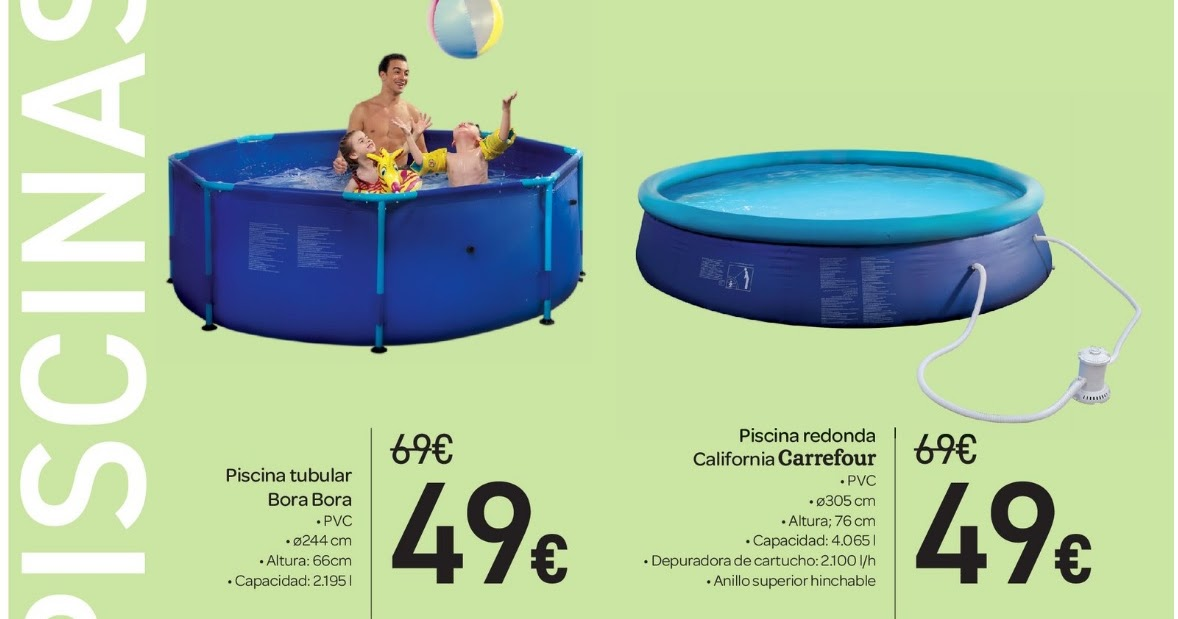 Carrefour Piscinas Catalogo Carrefour Catalogo : Carrefour Piscinas 2017