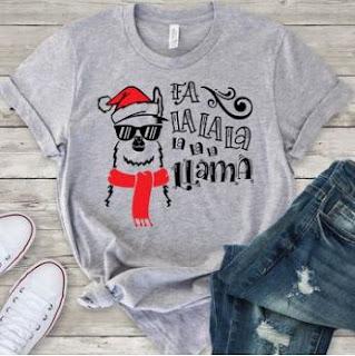 fa-la-llama-shirt