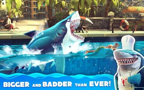 Hungry Shark World Mod Apk Android