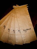 Fourbarrel Coffee Roaster bags