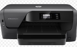 HP OfficeJet Pro 8210 is an InkJet type printer with a single function as a printer
