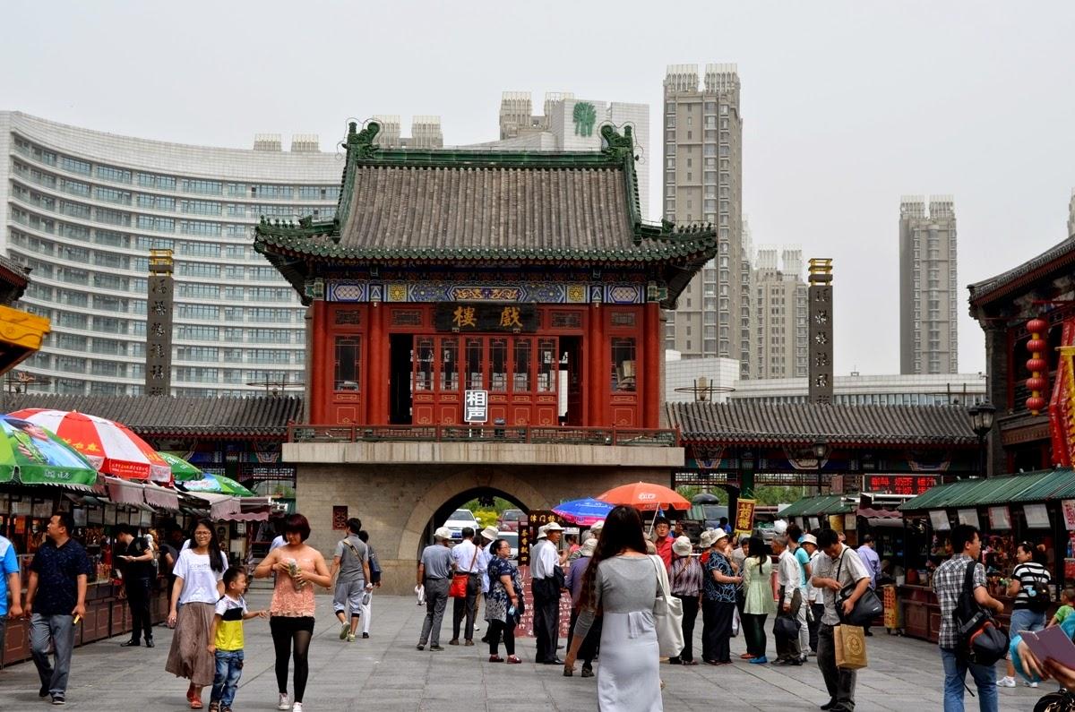 Tianjin i jego uroki