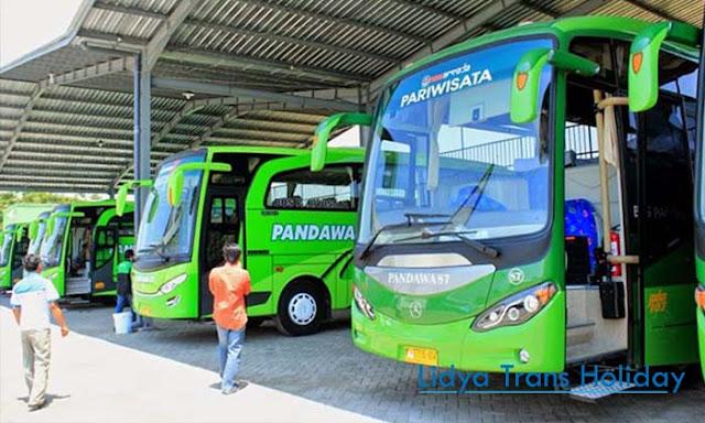 Sewa Bus Pariwisata di Surabaya