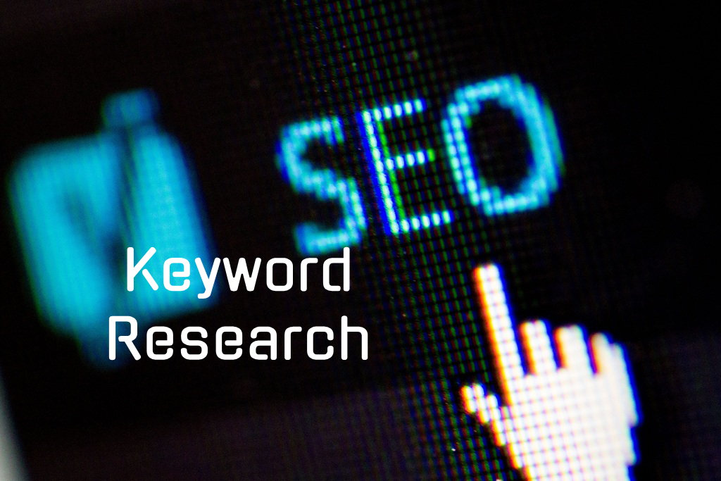 Keyword research tools for SEO