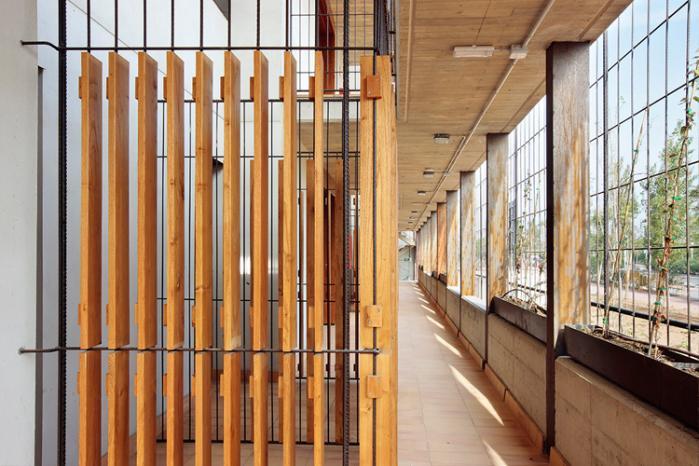Thinking of colors architecture design viviendas con - Viviendas de acero ...