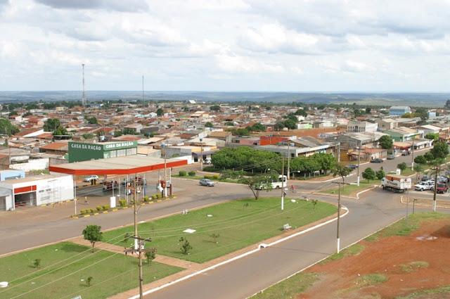 Novo Gama é a décima nona maior cidade do Centro-Oeste do Brasil