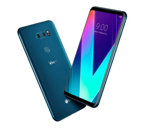 LG Intros V30S ThinQ with New Integrated AI Features at MWC 2018