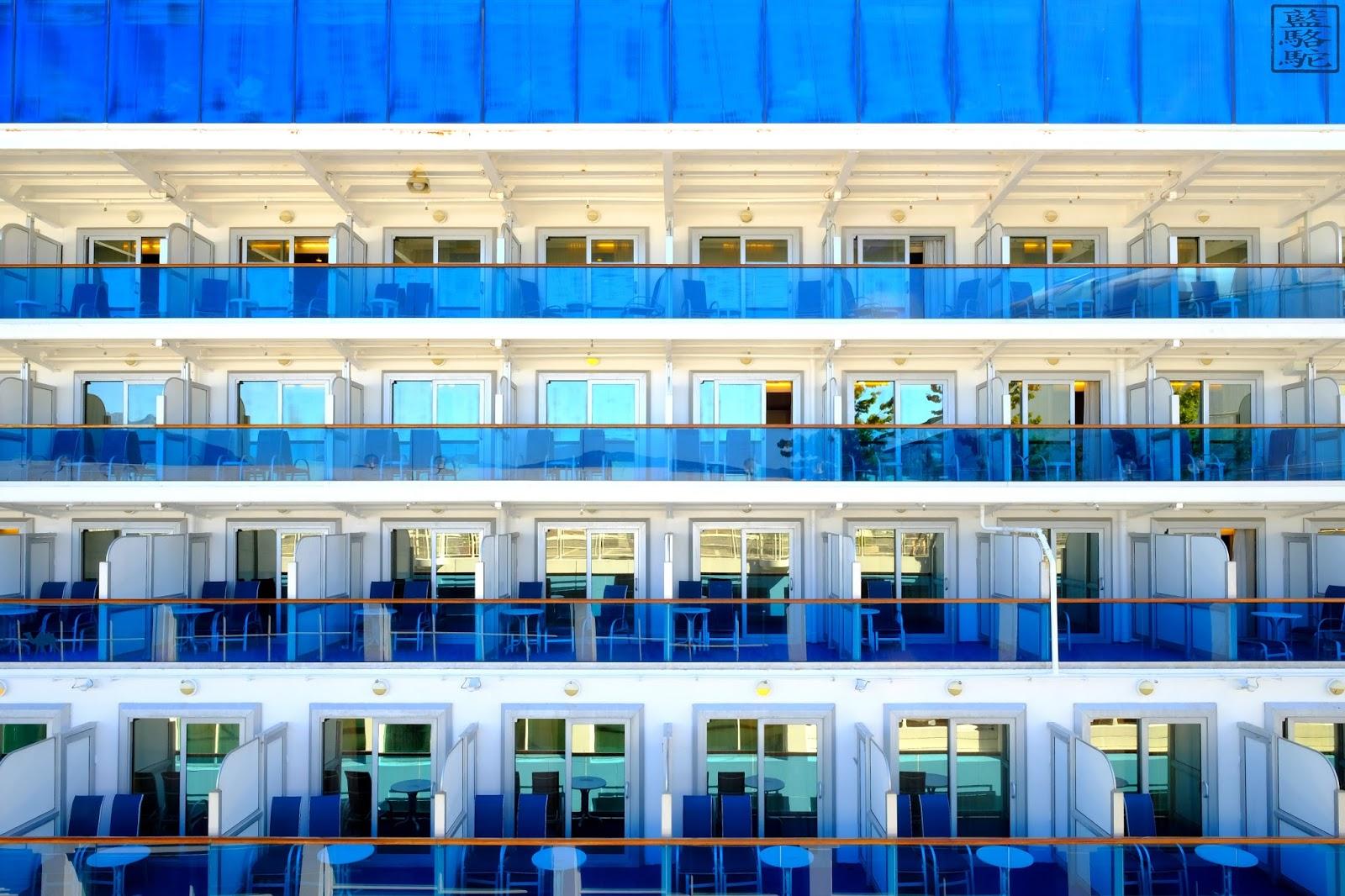 Le Chameau Bleu - Cabine de bateau de croisière - Vancouver