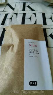 Paper & Tea Teeproben