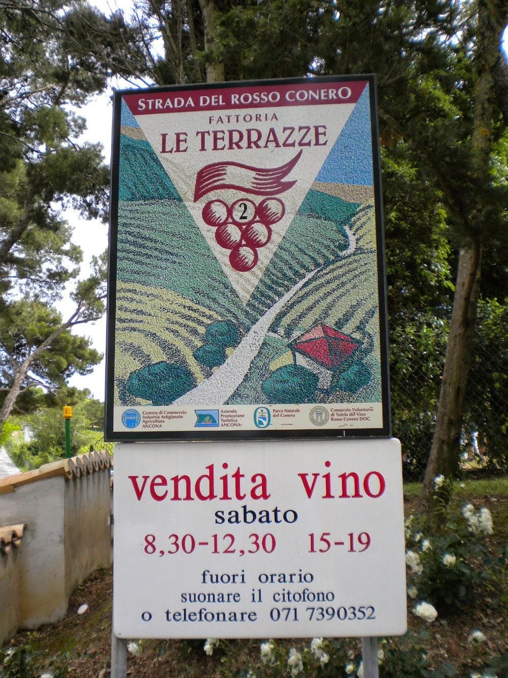 Vini di confine: Marche Flavoured in tour, Cantine Aperte 2014.