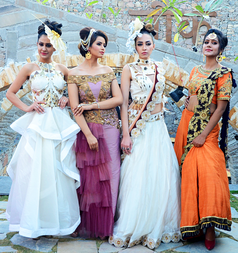 Fourth Look Launch of Jaipur Couture Show - Season 5