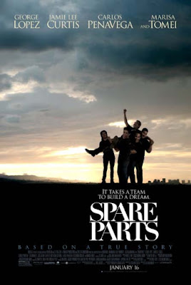 Spare Parts (2015) [SINOPSIS]