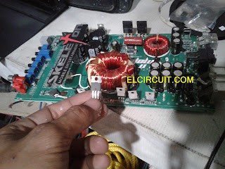 car amplifier protect solution