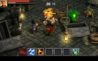 Merupakan RPG kasual berpenampilan isometris yang memberi player kebebasan lebih untuk men Unduh Game Android Gratis Battleheart Legacy apk + obb