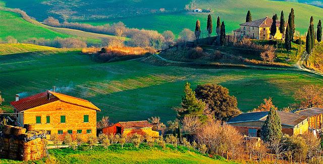Melhores locadoras de carro da Itália e da Toscana