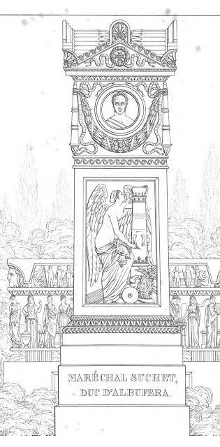 Paris Cemeteries: Suchet prints in division 39