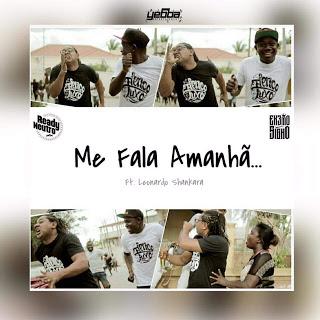 Ready Neutro & Ex3mo Signo Feat. Shankara  - Me Fala Amanhã (Rap)