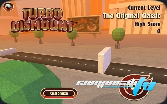 Turbo Dismount PC Full