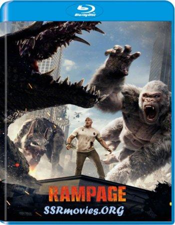 Rampage (2018) Dual Audio Hindi ORG BluRay