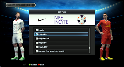 Tutorial Mudah Cara Memasang Ball Pada Pes 2013 PC