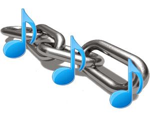 como juntar musicas