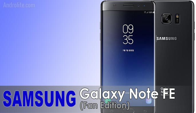 Samsung Galaxy Note FE Harga Terbaru, Spesifikasi Full