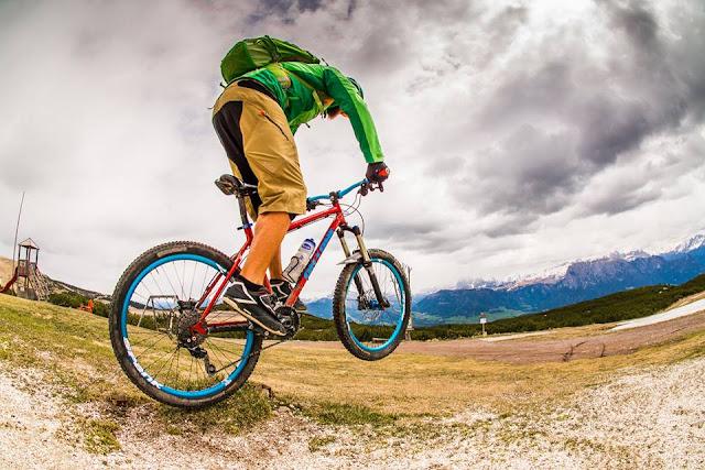 Südtirol mit dem Mountainbike