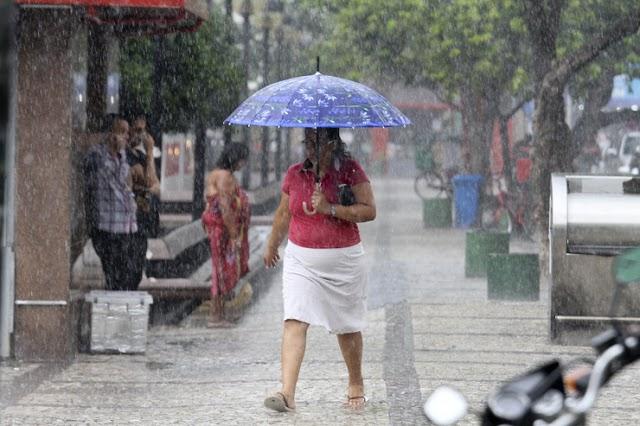 Chuvas aumentam no CE e chegam a 72 municípios; Missão Velha registra a maior precipitação