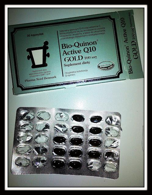 Bio-Quinon Active Q 10 GOLD, Pharma Nord