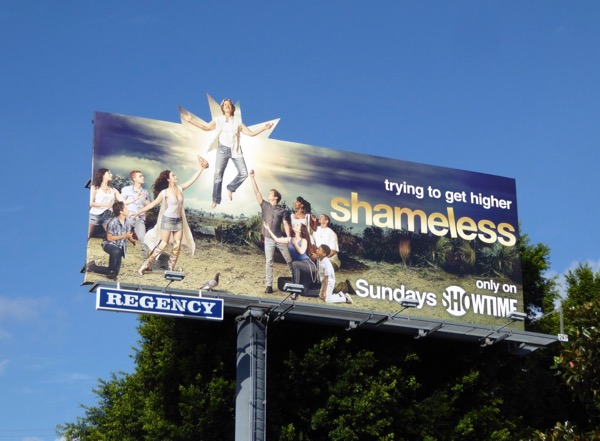 Shameless season 8 billboard
