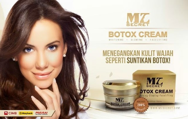 Pakai Botox Lebih Selamat