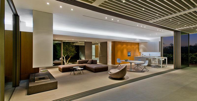 Modern interior by Katerina Valsamaki