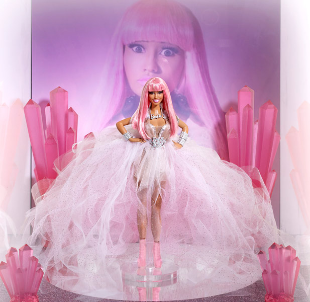 Nicki Minaj Barbie Doll to be auctioned for charity