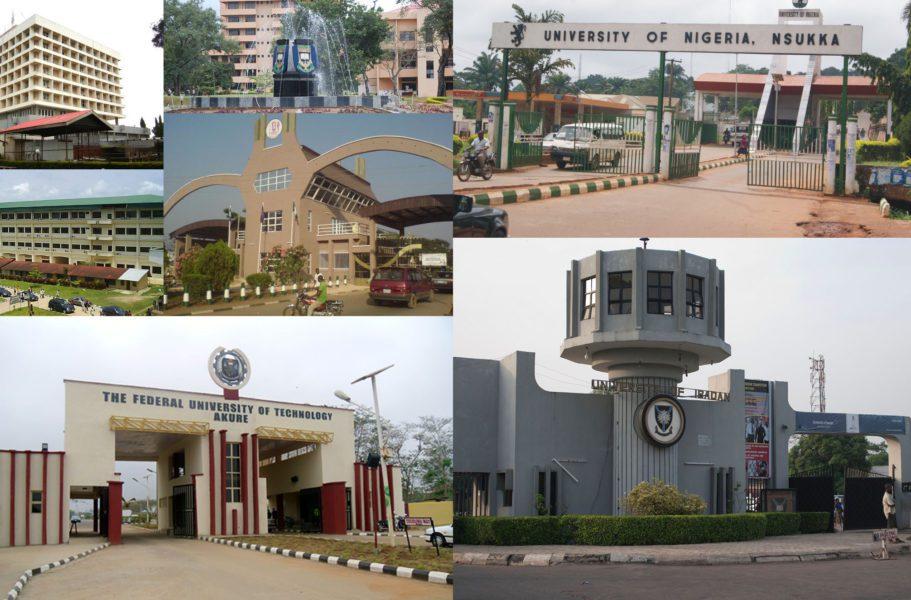 2017/2018 admission list of schools