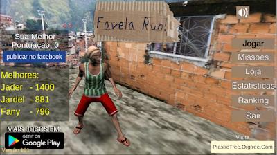 https://play.google.com/store/apps/details?id=com.PlasticTreeInc.FavelaRunFree