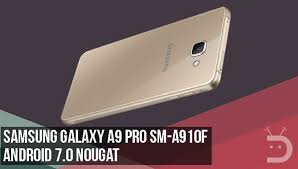 Cara Terbaru Flash Samsung Galaxy A9 Pro via Odin