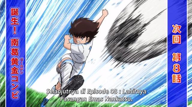 Captain Tsubasa 2018 Episode 8