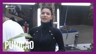 A Fazenda 12 – Jakelyne explica motivo de punição – Peões organizam a cozinha