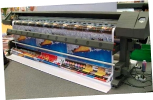 Sablon Spanduk Digital