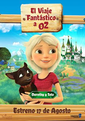 EL Viaje Fantástico A Oz 2017 DVDCustom HDRip NTSC Latino 5.1