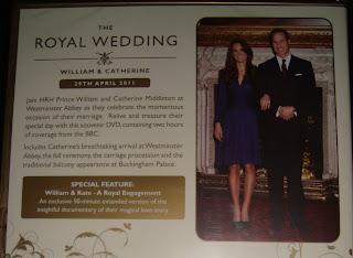 4 Lembranças do Casamento Real...!