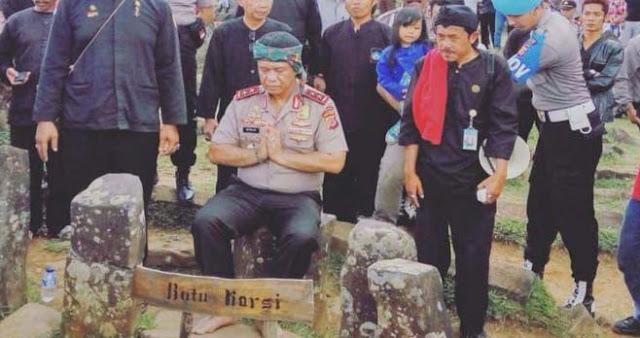 Gawat, Kapolda Anton Sebut Jabar Salah Satu 'Kantong Teroris'