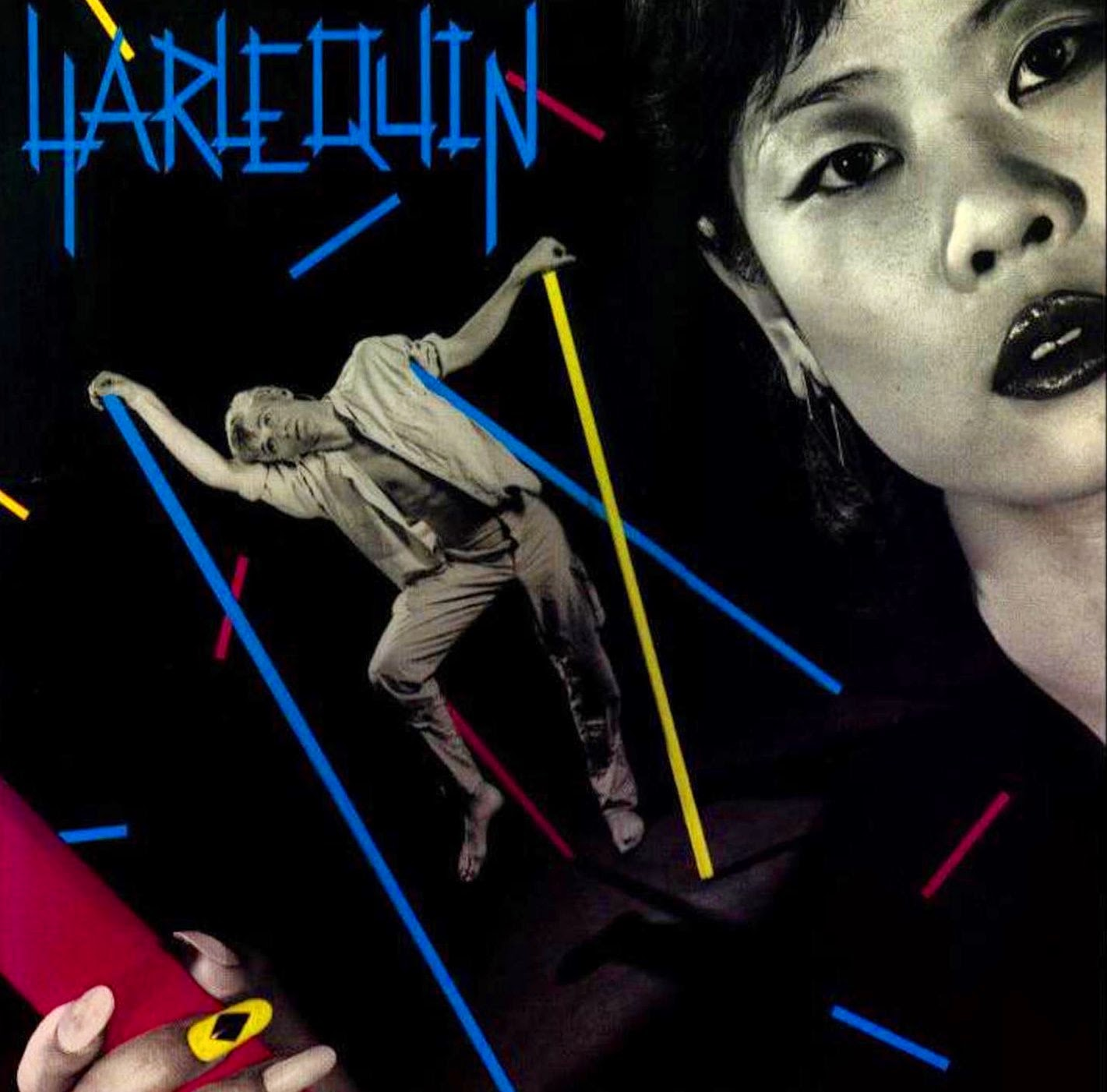 Harlequin st 1984 aor melodic rock