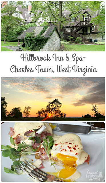 Enjoy a taste of European charm & elegance with a side of country hospitality at the Hillbrook Inn & Spa, a bed & breakfast tucked into the hills of eastern West Virginia.
