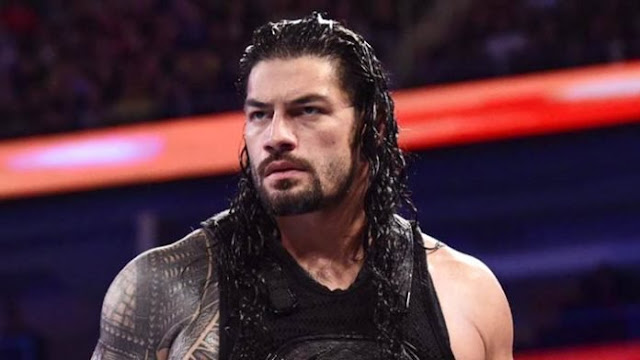Roman reigns first match after his return in WWE
