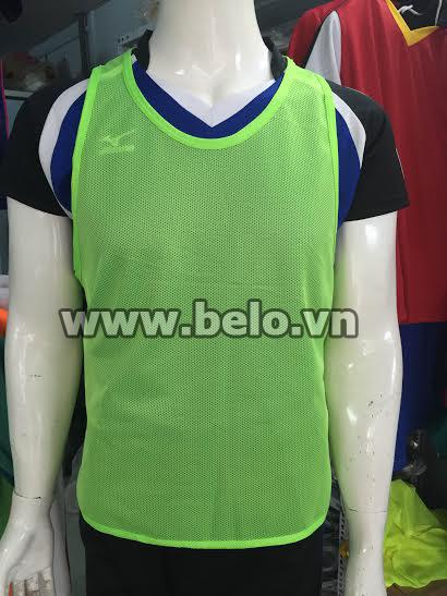 áo Lưới Tập Bóng đá 7 Màu Và Hình ảnh Khách Hàng đặt áo